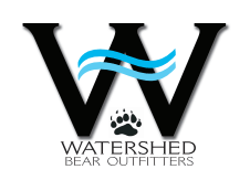 Image of Watershed Bear Outfitters' Logo - Link for homepage